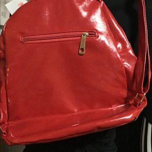 Bags - Micheal Jackson Tee  -1980's style 🎒 Red w gold